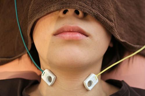 頸動脈洞へのお灸