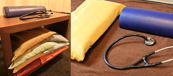 枕診断システム
