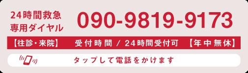 電話する:090-9819-9173